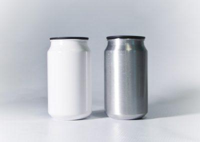 Aluminum Can 350 ML