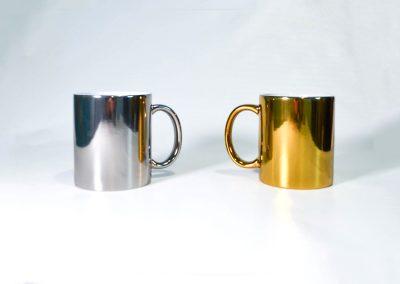 Tazas Metalicas