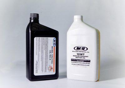Vactra y 10 W Aceite