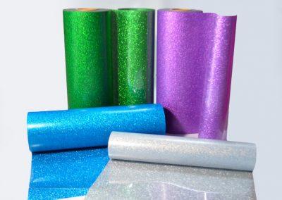 Vinil Textil Glitter